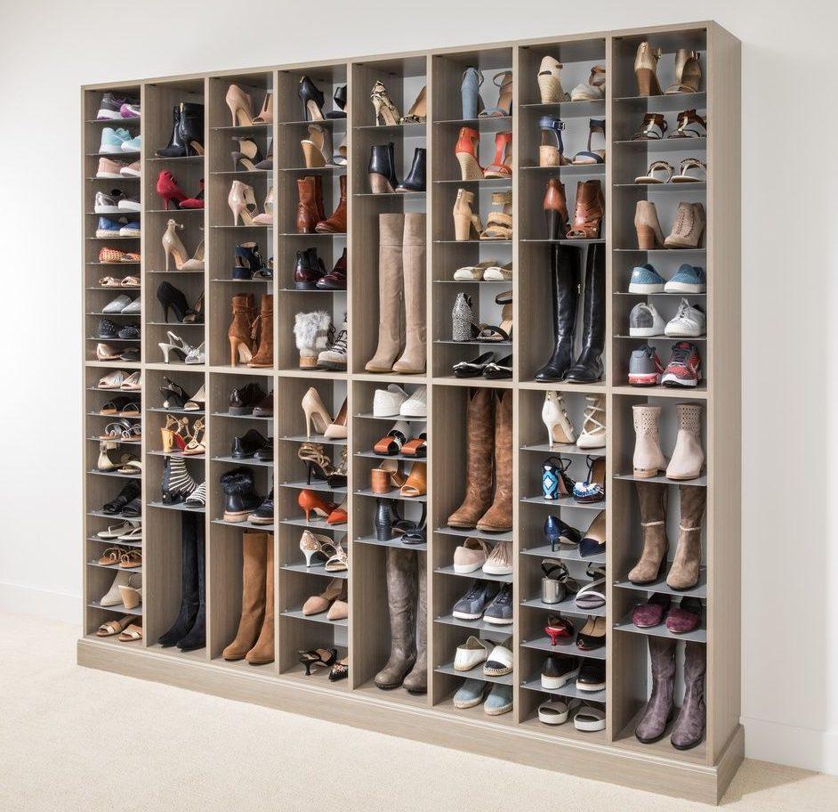 Настенный органайзер для обуви