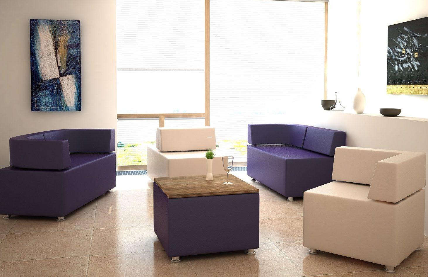 Модульные офисные диваны
