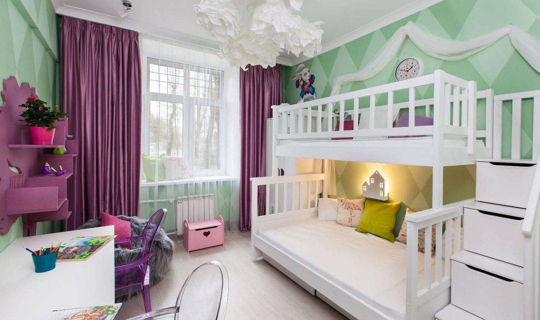 Планируем детскую комнату