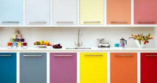 Выбор цветовых решений для кухни