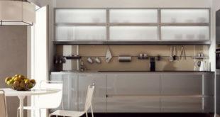 Прозрачная кухня